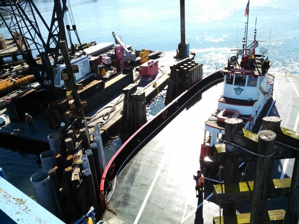 Lummi Ferry - Culbertson Marine